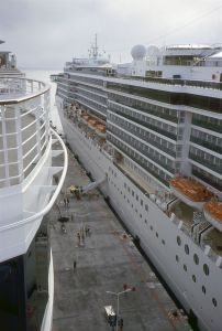 Retire To A Cruise Ship - Living on a cruise ship retirement