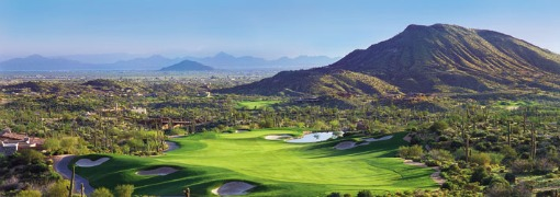 Desert Mountain golf course