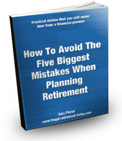 how to avoid the five biggest mistakes when planning retirement