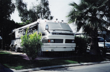 living in an rv, frugal retirement living