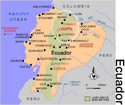 Living in Ecuador, one of the cheapest places to retire in the world ...