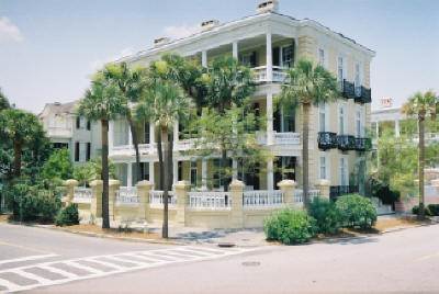Charleston Waterfront Housing
