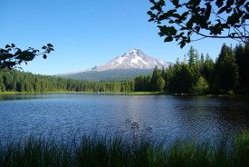 Retire in Oregon, Mt Hood