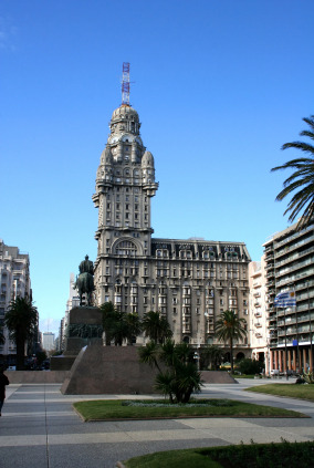 Montevideo Plaza of Independence