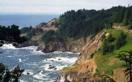 retire in oregon, the coast