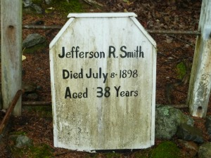 frugal Skagway, see Soapy's grave